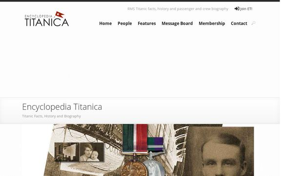 Encyclopedia Titanica