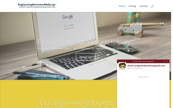 Engineeringhomeworkhelp.xyz