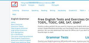EnglishTestStore.net