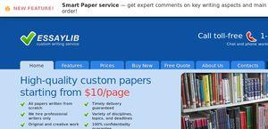 Essay Lib Reviews   Reviews Of Essaylibcom  Sitejabber Essay Lib Reviews Narrative Essay Thesis also Custom Assignment Writing  Thesis Examples For Argumentative Essays