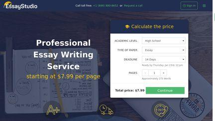 EssayStudio.org