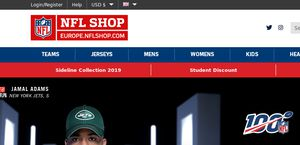 ce5b71a1c94 NFL Shop Europe Reviews - 4 Reviews of Europe.nflshop.com | Sitejabber