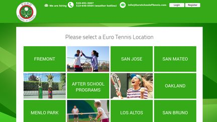 Euro School of Tennis