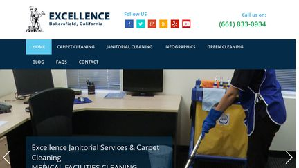 ExcellenceJanitorialServices.net