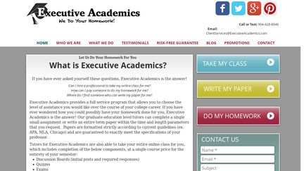 ExecutiveAcademics