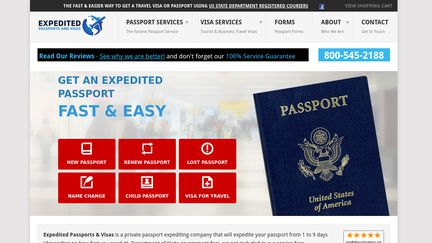 Expedited Passports And Visas