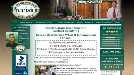 Fairfield Countyg Garage Doors