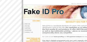 Fake ID Pro