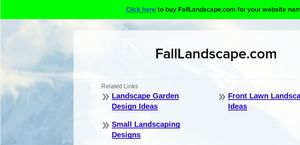 Falllandscape