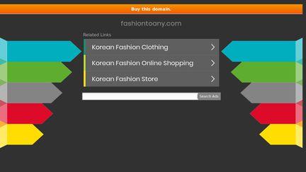 Fashion To Any