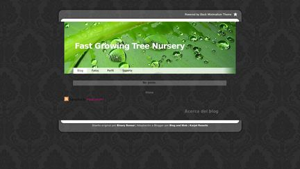 Fast Growing Tree Nursery