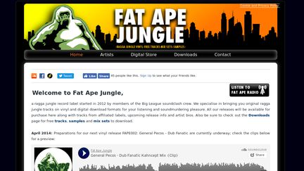 Fat Ape Jungle