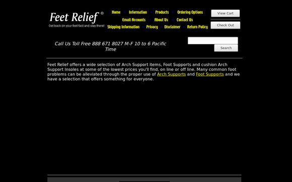 Feet Relief