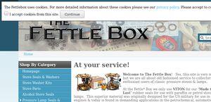 Fettlebox.co.uk