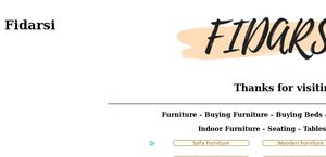Fidarsi Furniture