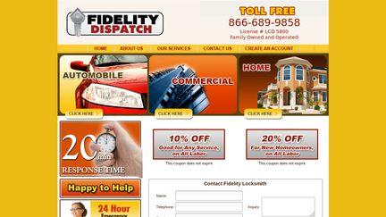 Fidelity Dispatch