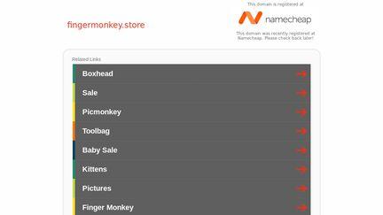 Fingermonkey.store