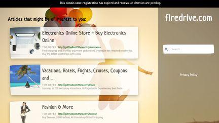 Firedrive Media Limited