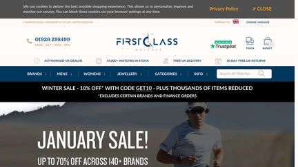 FirstClassWatches.co.uk