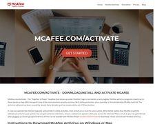 Firstmcafee.com