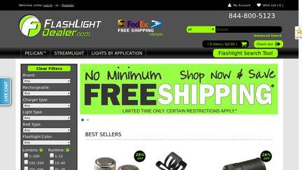 FlashLightDealer.com