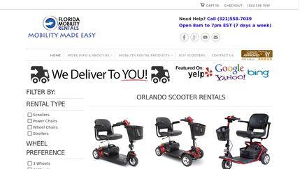 Florida Mobility Rentals