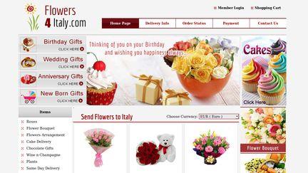 Flowers4italy