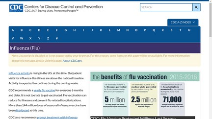 Influenza (Flu) | CDC