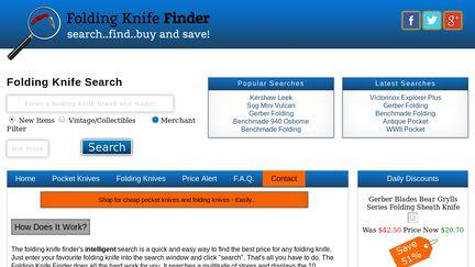 FoldingKnifeFinder