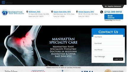 Manhattan Foot Specialists