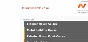 Fourblankwalls.co.uk