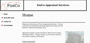FoxCo Appraisal Services