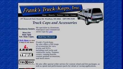 FranksTruckKaps