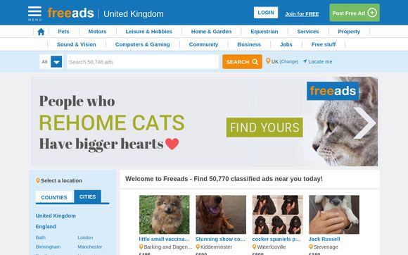 FreeAds.co.uk