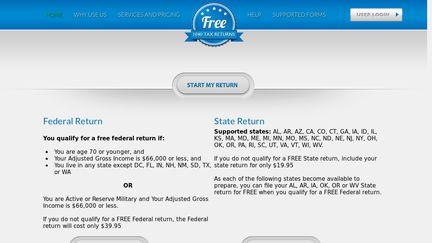 Freeb.free1040taxreturn.com