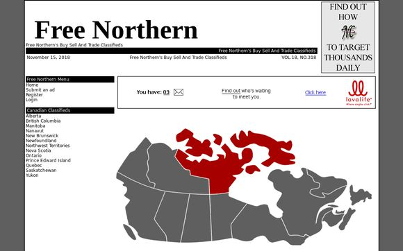 Free Northern