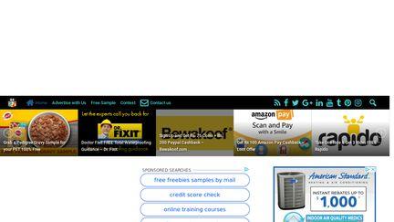 Freesampleinindia.com