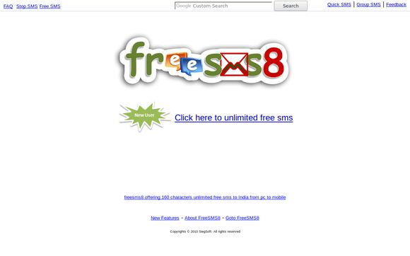 Freesms8.in