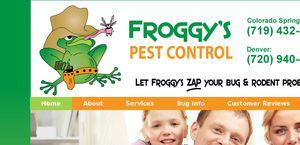 FroggysPestControl