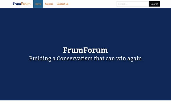FrumForum