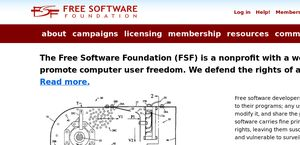 Free Software Foundation