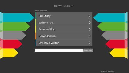 FullWriter