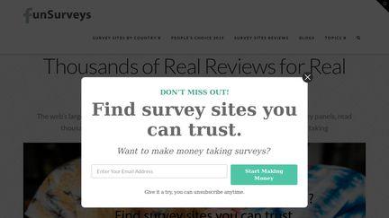 Fun Surveys