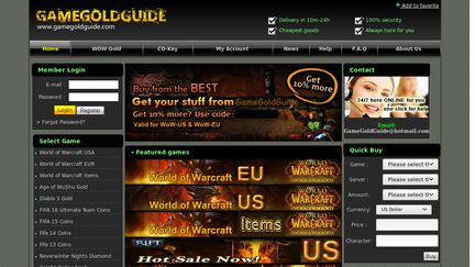 Gamegoldguide