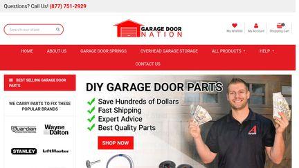 Garagedoornation.com