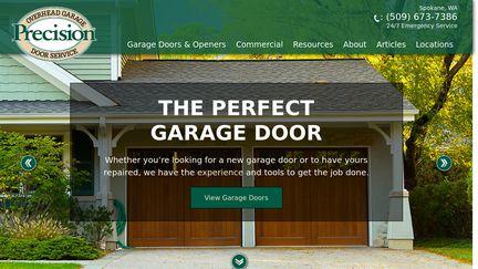 Spokane Garage Door Services
