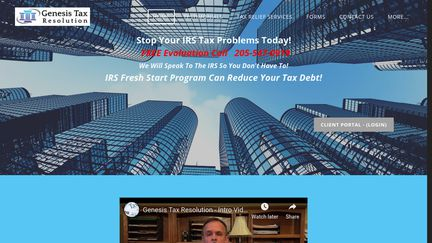 Genesis Tax Resolution