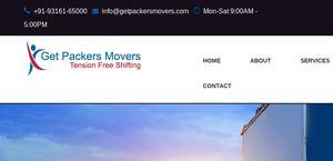 Getpackersmovers.com