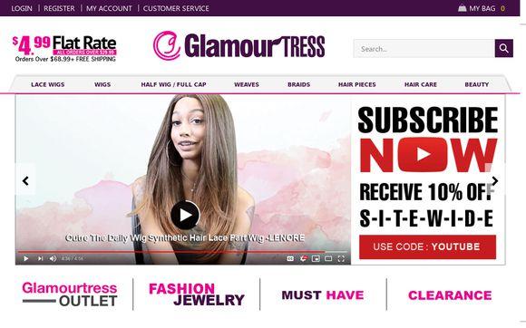 GlamourTress