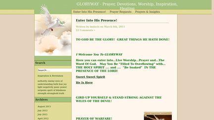Gloryway.org